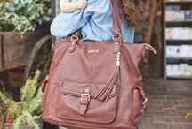Large Diaper Bags For Two | Twins & Multiples / Sometimes it is necessary to have a bigger diaper bag - parents of twins or multiples are so familiar with this. In these cases you'll need one of extra large diaper bag with lots of pockets and plenty of room to store all baby necessities x2 ...
