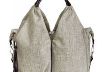 Grey Diaper Bags / If you're on the hunt for a sleek grey diaper bag, we recommend checking our board.