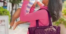 Tote Diaper Bags / Can't find your perfect tote diaper bag? Need more options? You'll find so many stylish bags here!