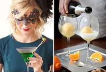 Boozy Tricks and Treats