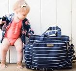Blue Diaper Bags / Do blue diaper bags fit only moms that have a baby boy? Maybe? And maybe not. Whatever your opinion might be, this board features lovely choices from baby bags in blue.