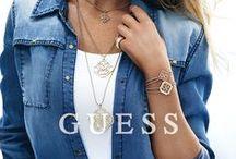 Guess Jewelry | quickjewels.nl / GUESS Jewelry | Trendy and fashionable jewelry pieces. Verkrijgbaar online bij Quickjewels.nl