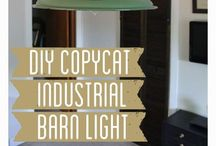 DIY: Lighting/Electrical / by Kip Britt