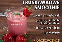 Smoothie - przepisy / Smaczne i szybkie przepisy na smoothie.