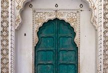 DOORS I ADORE / This is dedicated to my husband who has an appreciation and  fascination of elaborate doors.