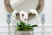MIRROR MIRROR / Besides a quick outfit or makeup check, a good mirror can make a statement in the room, make it feel bigger and add natural light. Here you will find some mirror designs and styles we adore.