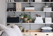 BOOKS + SHELVES / Who doesn't love a good book? For all the bookworms out there, or those who just love styling their space with stacked books. Here you will find styled bookshelves and some of our coffee table book favorites.