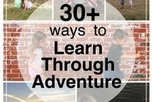 Learning Through Adventure / Learning Through Adventure is at the heart of Bambini Travel. The idea that kids learn through actual experiences in the world that can be expanded on in the classroom or at home. The world is our classroom. Big and small adventures have meaning. Here are some of the best examples of what learning through adventure looks like to us.