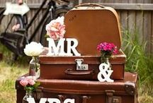 Vintage Wedding / All vintage wedding decor ideas!