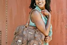 timi & leslie Diaper Bags / timi & leslie diaper bags are both stylish and practical. Every mom will surely find a lovely model that will match her style.