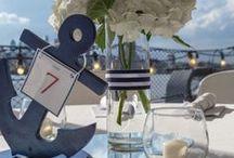 Wedding - Nautical Theme / Nautical Themed Wedding Decor
