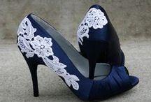 Wedding - Navy Blue Theme