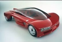 Concept Cars / Concept Cars - Now & Then
