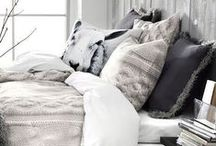 SEASON | winter living / What do you visualize when you think of winter? Here you will find inspiring interiors, home decor, places, objects, food that cultivate the feel of winter.