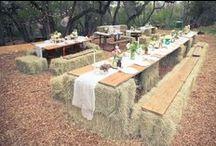 Wedding - Outdoor Rustic
