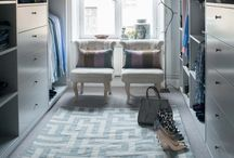 Living space: Walk-in-closet / dressingroom / Walk in closets, storagerooms as well as mudrooms and laundryrooms