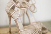 Bridal Shoes / I'm picky about shoes, only the prettiest get through!