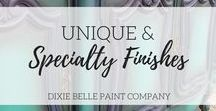 Unique & Specialty Finishes | Dixie Belle Paint / Our water based glazes will add depth and dimension to your chalk-type painted piece. Fun to use, no VOC's, you can glaze indoors and not harmful to the environment either! Soap and water clean-up. There are nine different Glazes to choose from.