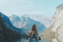 Travelling ideas/inspiration