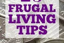 Frugal Living Ideas / Have you ever wondered how can you live cheaply and happy? This board is packed with frugal living tips and ideas. Let's save some money!