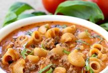 Comfort Food Recipes & Ideas / Looking for comfort food ideas and recipes? For dinner or for a party? Healthy and easy to prepare? No problem! Here you'll find all kinds of comfort food you can imagine. Crockpot and chicken. Desserts and appetizers... Welcome!