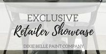 Exclusive Retailer Showcase | Dixie Belle Paint / Dixie Belle Retailers Project Collaboration!