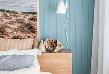 HAMPTONS STYLE / Hamptons coastal interior decor inspiration