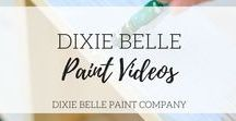 Dixie Belle Paint Videos
