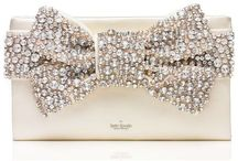 Glamorous Evening Bags / Perfect glamorous evening clutches for your bridal shower or rehearsal dinner.