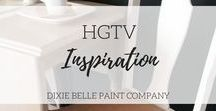 HGTV Inspiration | Dixie Belle Paint
