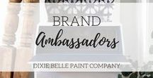 Brand Ambassadors | Dixie Belle Paint / Dixie Belle Paint projects from Brand Ambassadors