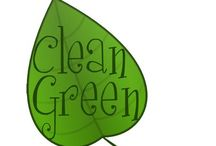 CLEANING / Products that are safe for your family and for the environment