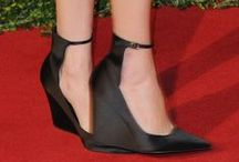 Red Carpet Shoes UGLY / by bingononny