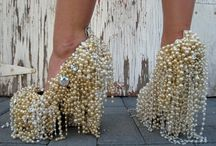 Outrageous shoes / by Gail Levine