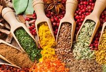 Herbs, fresh herbs, spices / Herbs, spices and concoctions, courses for herbs