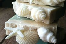 Nautical Soaps, soap shapes / Soaps
