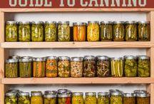 Cans & Jars / Jars, cans, storage