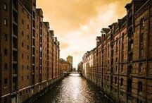 Hamburg / The city in my mind
