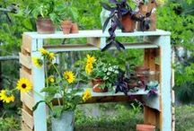 Pallets / Made from Pallets, pallet upcyclying, pallet furniture, pallet art, useful pallet ideas