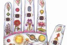 Symbols / Symbols for Hippie Fish clothing
