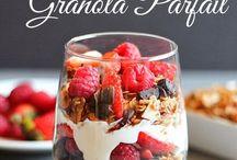 Recipies Superfoods & Breakfasts / Smoothies, Superfoods, breakfasts, granola, health foods, smoothies