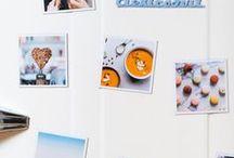 Magnetické vzpomínky / Nadějné zírání do ledničky střídá zírání na ledničku.