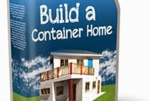 Innovative container houses