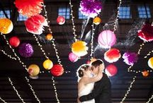 Reception Ideas / Wedding reception ideas from decor to games. #dpwg