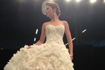 Bridal Fashion Week, NY..2013 Gowns & Dresses