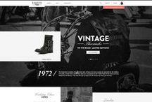 Veille Webdesign / Inspirations ( #OnePage #Wordpress #Prestashop #Parallax etc.)
