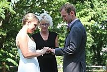 DE Wedding Officiants / Need a Wedding Officiant who will give a heartfelt and ceremony that signifies YOU. Here are some great people who will do just that.