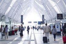 ARCHITECTURE DE GARE SNCF