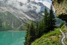 Hiking Paradise Switzerland / Our favorite Places in our little Country