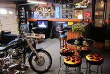 Biker Home Decor